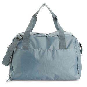 NWT VINCE CAMUTO Blue Gym Duffle Bag